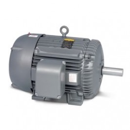Baldor Electric M1760T, 10-2.5 Hp, 1800/900 Rpm, 215T FR, 460 Vac, 3 PH, TEFC, Foot Mounted, Two Speed Motor, One Winding