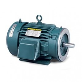 Baldor Electric CECP3770T, 7 1/2 Hp, 1800 Rpm, 213TC FR, 230/460 Vac, 3 PH, TEFC, C-Face, Severe Duty Motor