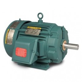 Baldor Electric ECP84310T-4 60 Hp, 3600 Rpm, 364TS Fr, 460 Vac, 3 PH, TEFC, Foot Mounted, IEE841, Severe Duty Motor