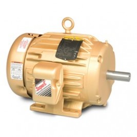 Baldor Electric EM2394T-8, 15 Hp, 3600 Rpm, 254T FR, 200 Vac, 3 PH, TEFC, Foot Mounted, Super-E Motor