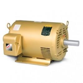 Baldor Electric EM3154T-5, 1 1/2 Hp, 1800 Rpm, 145T FR, 575 Vac, 3 PH, ODP, Foot Mounted, Super-E Motor