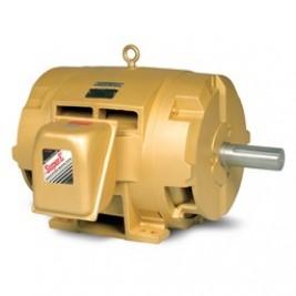 Baldor Electric EM2551T-8, 75 Hp, 1800 Rpm, 365T FR, 200 Vac, 3 PH, ODP, Foot Mounted, Super-E Motor