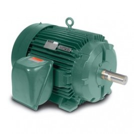 Baldor Electric IDVSM4316T 75 Hp, 1800 Rpm, 365T Fr, 230/460 Vac, 3 Ph,  TEFC, Foot Mounted, V*S Master Inverter Rated Motor