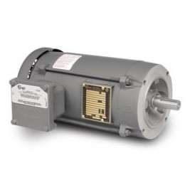 Baldor Electric VM7006-5 1/2 Hp, 1800 Rpm, 56C Fr, 575 Vac, 3 Ph, C-Face,  No Drip Cover, Footless, Explosion Proof Motor