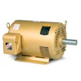 Baldor Electric EM3313T, 10 Hp, 1800 Rpm, 215T FR, 230/460 Vac, 3 PH, Open Drip Proof, 1800 Rpm, Foot Mounted, Super-E Motor