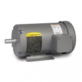 (MM3542) .55 KW / .75 Hp, 208-230/460 Vac, 3 Phase Input, D80