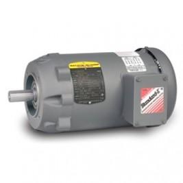 Baldor Electric MVM3542C .55 KW / .75 Hp, 208-230/460 Vac, 3 Phase Input, D80C Frame, 1800 Rpm, TEFC (IP54), (IEC-B14), Face Mounted, IEC Metric Motor