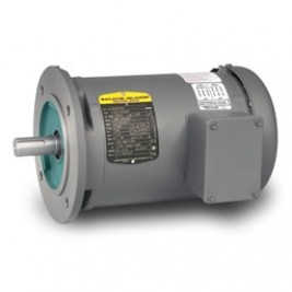 EMVM3709D, 5.5 KW / 7.5 Hp, 3600 Rpm, D132SD FR, 230/460 Vac, 3 PH, TEFC (IP54), (IEC-B5), Flange Mounted, IEC Metric Motor