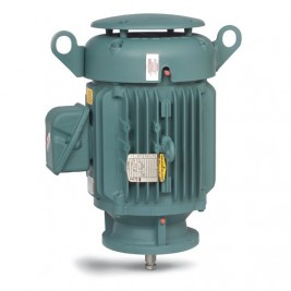 Baldor Electric VHECP3665T 5 Hp, 230/460 Vac, 3 Ph, 184HP Fr, 1800 Rpm, TEFC, P-Base Vertical Solid Shaft