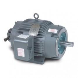 Baldor Electric IDVSNM3661T 3 Hp, 1800 Rpm, 182TC Fr, 230/460 Vac, 3 Ph, TENV, Foot Mounted, V*S Master Inverter Rated Motor