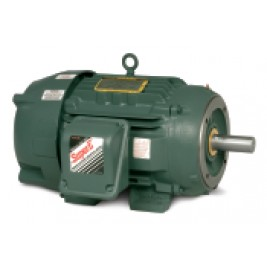 Baldor Electric CECP82394T-4, 15 Hp, 3600 Rpm, 254TC FR, 460 Vac, 3 PH, TEFC, C-Face, Severe Duty Motor