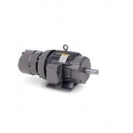 EBM3707Y, 5 Hp, 1800 RPM, 215Y FR, 230/460 Vac, 3 PH, TEFC, Foot Mounted, Brake Motor
