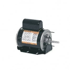 Baldor Electric CHC565A, 1 Hp, 1200 Rpm, 56 FR, 115/230 Vac, 1 PH, TEAO, Direct Drive Fan, Commercial Motor