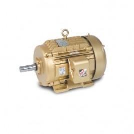 Baldor Electric EM2332T, 10 Hp, 1200 Rpm, 256T FR, 230/460 Vac, 3 PH, TEFC, Foot Mounted, General Purpose Motor