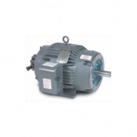 Baldor Electric ZDNM2237T 7 1/2 Hp, 1800 Rpm, 256TC Frame, 230/460 Vac, 3 Phase Input, TEBC, C-Face, Foot Mounted, Vector Duty Motor