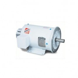 Baldor Electric IDWNM3546T 1 Hp, 1800 Rpm, 143TC Fr, 230/460 Vac, 3 Ph, TENV, C-Face, Foot Mounted, Inverter Rated Washdown Motor