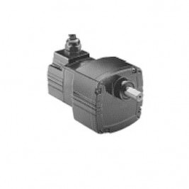 Bodine Electric N3636 1/16 Hp, 14 Rpm, 180:1, 40 Lb-in., 22B2BEBL-D4, 24 Vdc., Brushless DC Gearmotor, With accessory shaft, Parallel Shaft