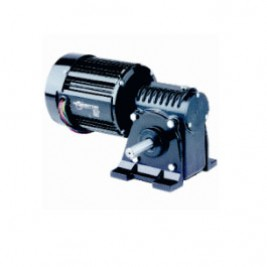Bodine Electric N2280, 3/4 Hp, 35 Rpm, 48:1, 296 Lb-in., 48R6BFPP-5H, 230 Vac., Right Angle, AC Pacesetter Inverter Duty Gear Motor