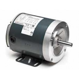 D395, 056T34F5305, 2 Hp, 3600 Rpm, 145TC FR, 208-230/460 Vac, 3 PH, TEFC, C-Face Footed, General Purpose, EPAct Efficiency.60 Hertz
