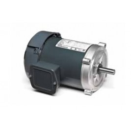 P102, 056T34F5321, 1/2 Hp, 208-230/460, 3 PH., 56C FR., 3600 Rpm