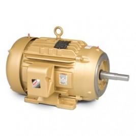 Baldor Electric EJMM2334T, 20 Hp, 1800 Rpm, 256JM FR, 230/460 Vac, 3 PH, TEFC, Foot Mounted, Close-Coupled Pump Motor.