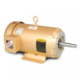 EJMM3554T, 1 1/2 Hp, 1800 RPM, 145JM FR, 230/460 Vac, 3 PH, TEFC, Foot Mounted, Close-Coupled Pump Motor