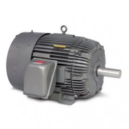 Baldor Electric EM4348T, 40 Hp, 900 RPM, 365T FR, 230/460 Vac, 3 PH, Totally Enclosed, Foot Mounted