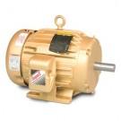 Baldor Electric EM2333T-8, 15 Hp, 1800 Rpm, 254T FR, 200 Vac, 3 PH, TEFC, Foot Mounted, Super-E Motor