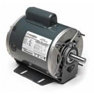Marathon Electric C1156, 3/4 Hp, 1725 Rpm, 56 FR, 115/208-230 Vac, 1 PH, Dripproof, Resilient Base, Capacitor Start, Fan  Blower Motor, Auto over load, 5KC46LN0149X