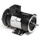 Marathon Electric Y364, 1 HP, 1800 Rpm, 56C FR, 230/460 Vac, 3 PH, TEFC, C-Face with Base, Inverter Duty, microMAX, 56H17T2021