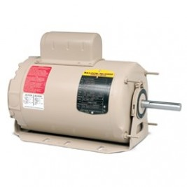 Baldor Electric CHC3525A, 1/2 Hp, 1200 Rpm, 56Z FR, 115/230 Vac, 1